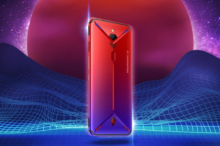Nubia Red Magic 3S design