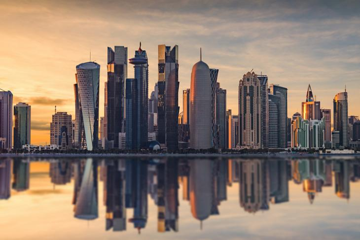 Qatar Is Now Air-Conditioning Outdoors to Beat the Heat