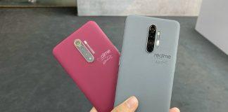 Realme 5G phone - Qualcomm