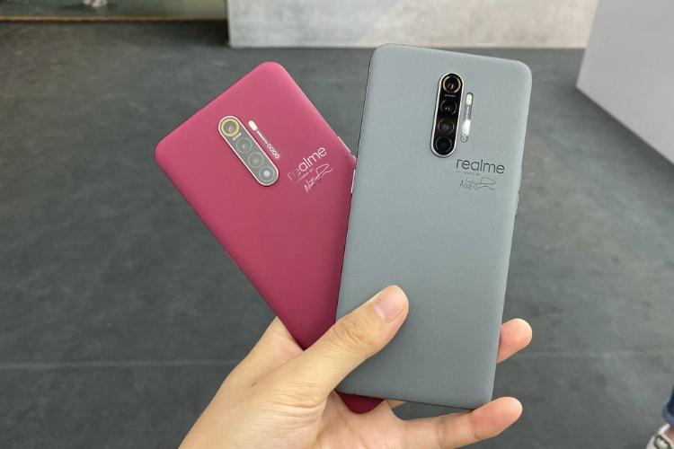Realme X2 Pro Master Edition - Realme 5G phone - Qualcomm