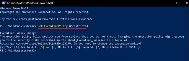 Resolve Error 0x80246019 on Windows 10 2