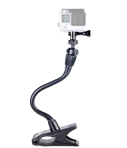 Smartree clamp mount for GoPro Max