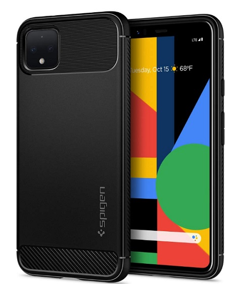 Spigen Rugged Armor for Pixel 4 XL