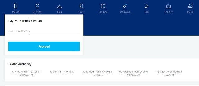 Steps to Check and Pay Automated Traffic Fine 4 Pay e-Challan Online