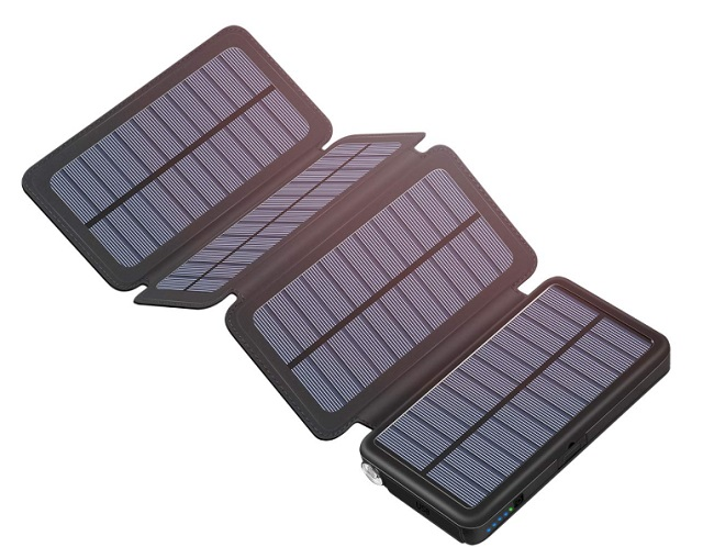 Tranmix solar power bank