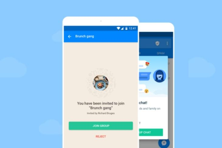 Truecaller group chat feature launched