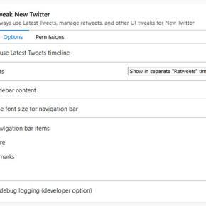 Tweak New Twitter body (2)