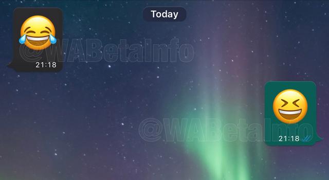 Latest WhatsApp Beta Hints at Dark Mode Improvements