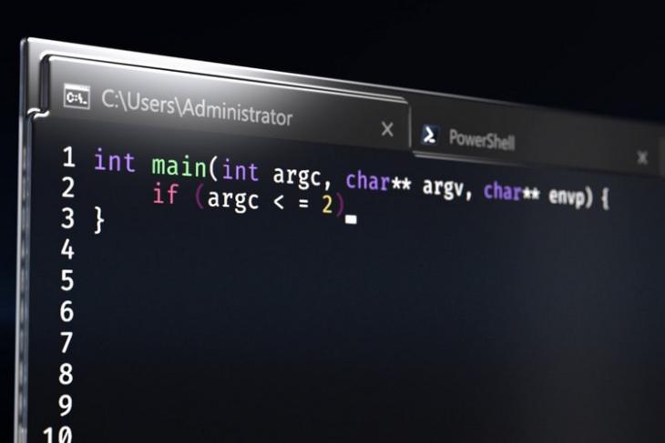 Windows Terminal website