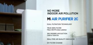 affordable new mi air purifier 2c comes to india