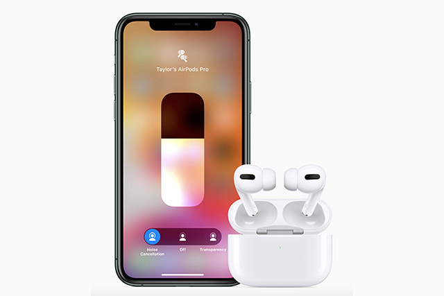 AirPods Pro Announced for $249, Available Starting October 30
