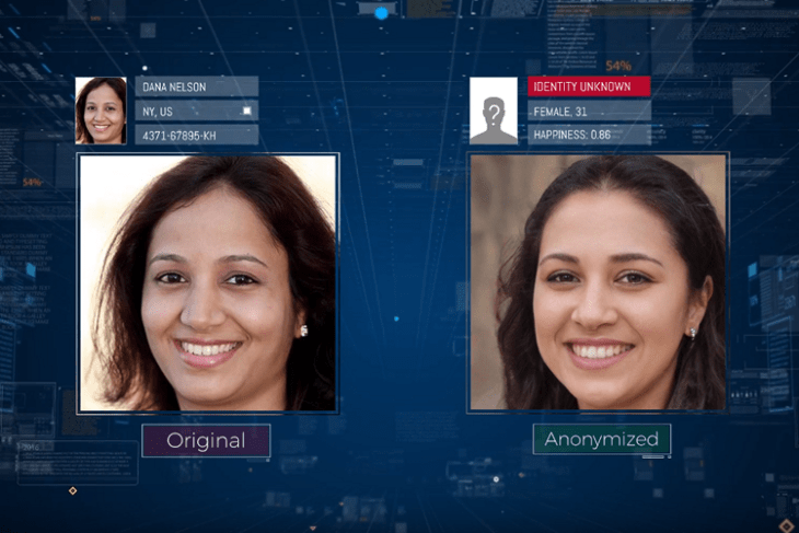 d-id smart anonymization, facial recognition