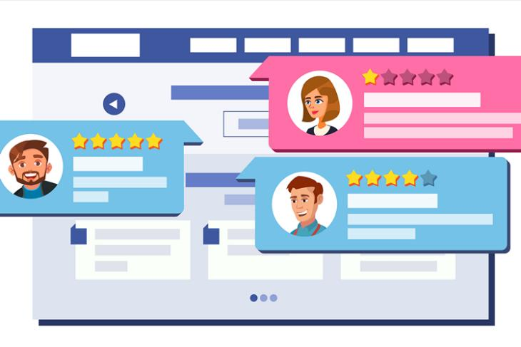 e-commerce ratings and reviews featured