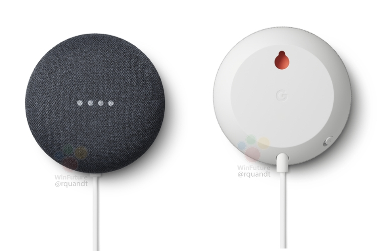 Google Nest Mini leaked ahead of launch