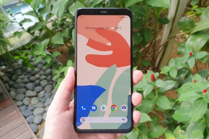 google pixel 4 announced