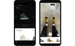 GOAT Sneaker app's AR Try On features is awesome for hypebeasts