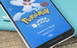 Play Pokemon game to learn Pixel 4's motion sense gestures