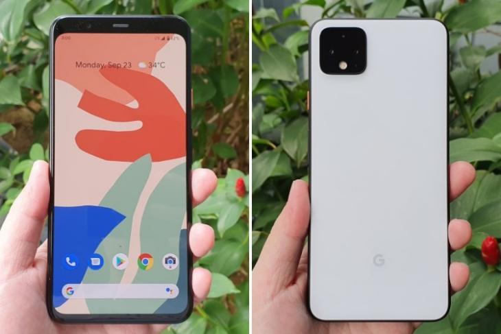Google Pixel 4 price leaked