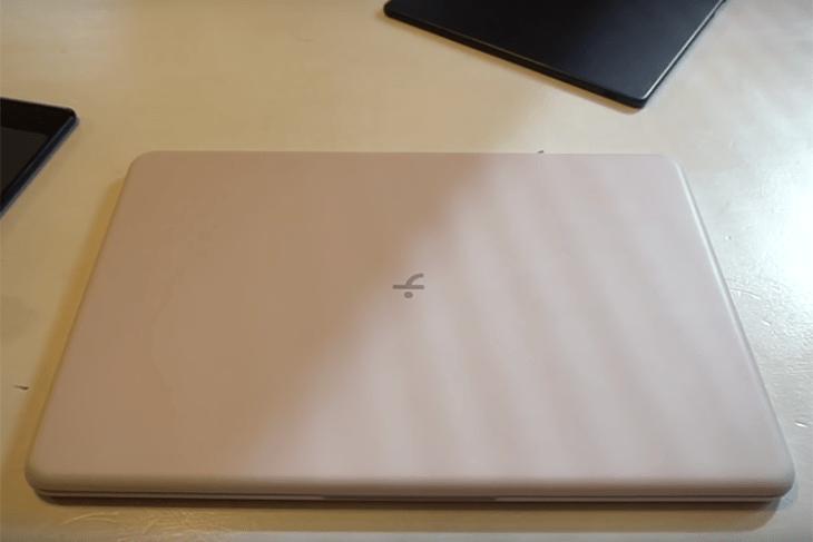 google pixelbook go leaked hands on video