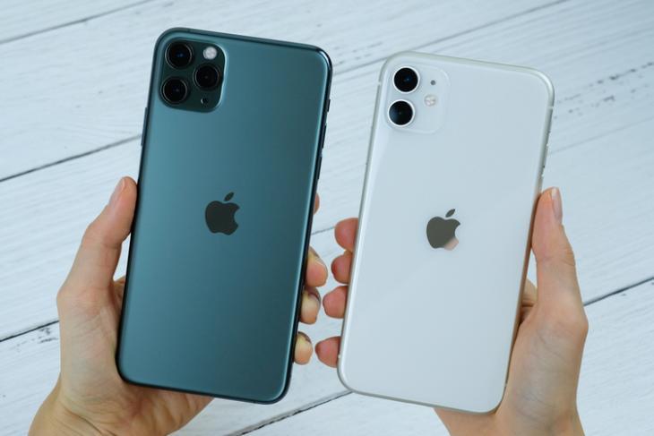 iPhone 11 iPhone 11 Pro Max shutterstock website