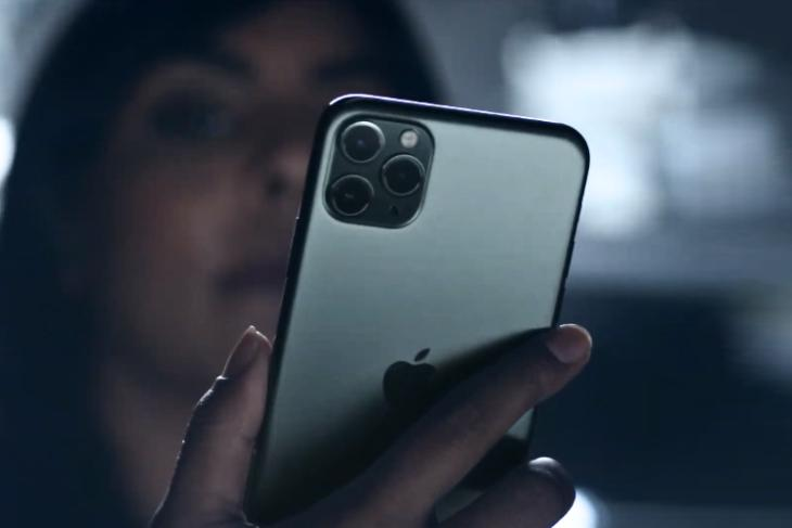 iphone 11 pro cameras