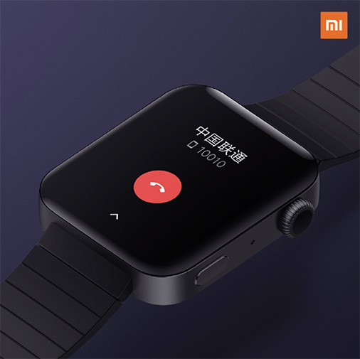 Mi Watch is Xiaomi's First Attempt at Building a Smartwatch