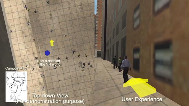 Microsoft DreamWalker Will Let You Walk Through VR Cities