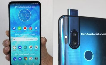 motorola pop-up camera phone called moto one hyper coming soon