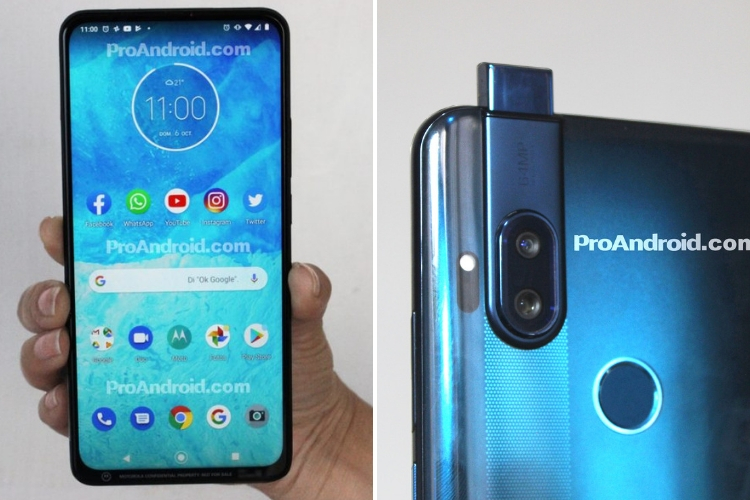 Motorola's Pop-up Camera Phone Could Be The Moto One Hyper