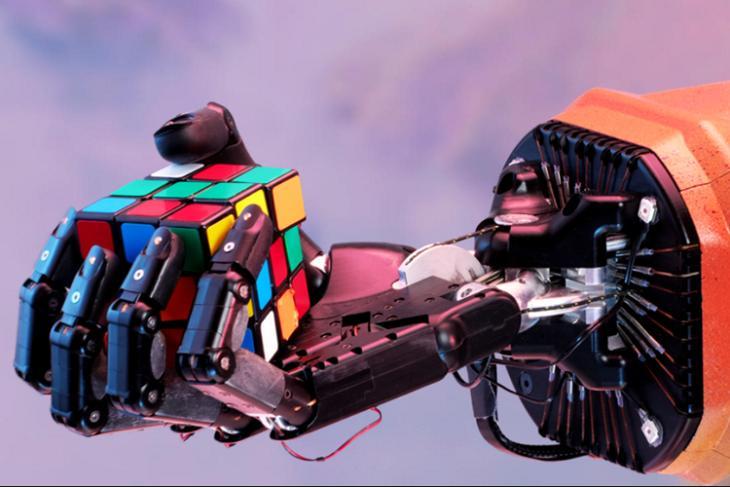 open ai rubik's cube