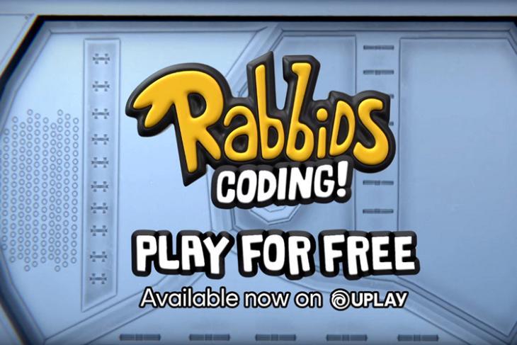 Ubisoft Rabbids Coding