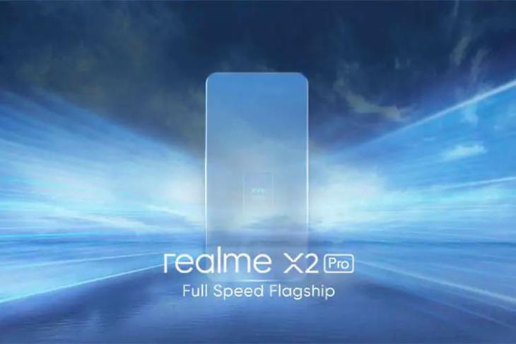 realme x2 pro launch teased specs featured
