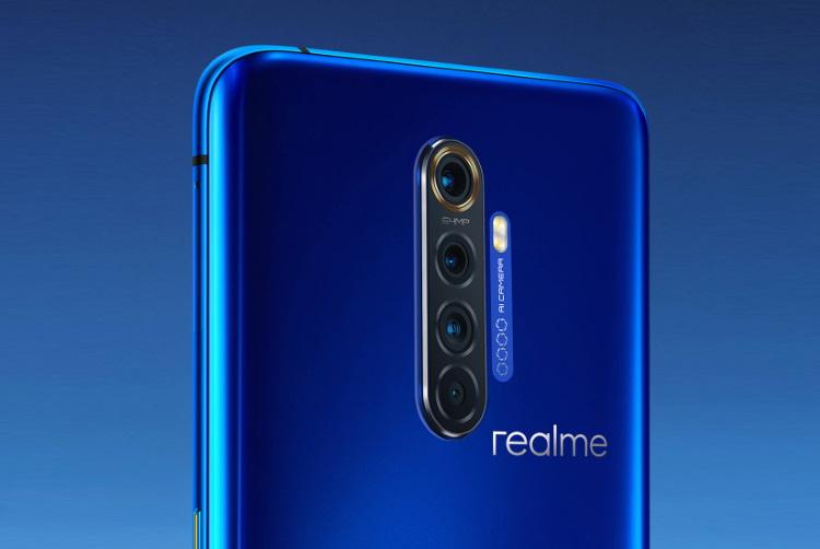 realme x2 pro quad-camera setup