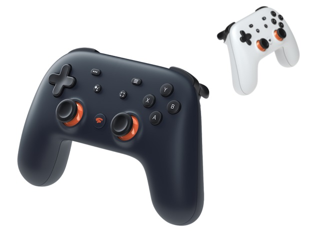 stadia controllers Microsoft Project xCloud vs Google Stadia