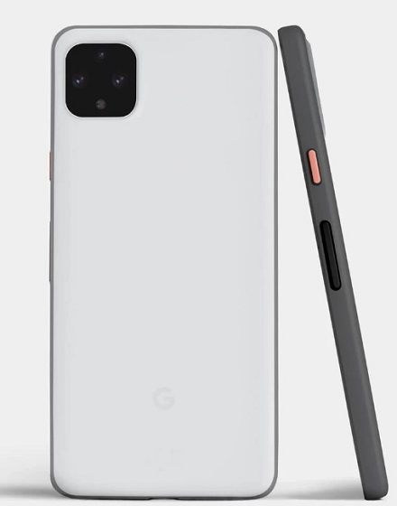 totallee thin case for Pixel 4 XL