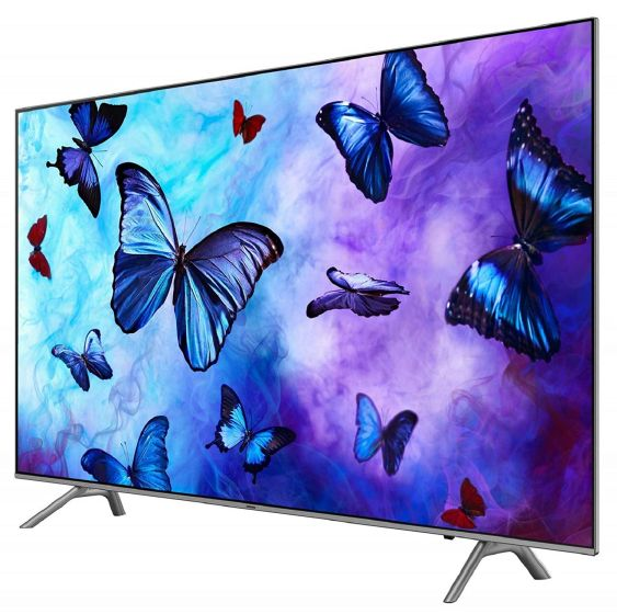 11. Samsung Q Series 4K QLED Smart TV