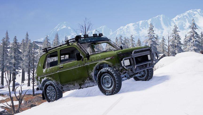zima pubg mobile