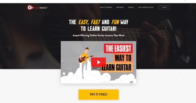 5. Guitar Tricks