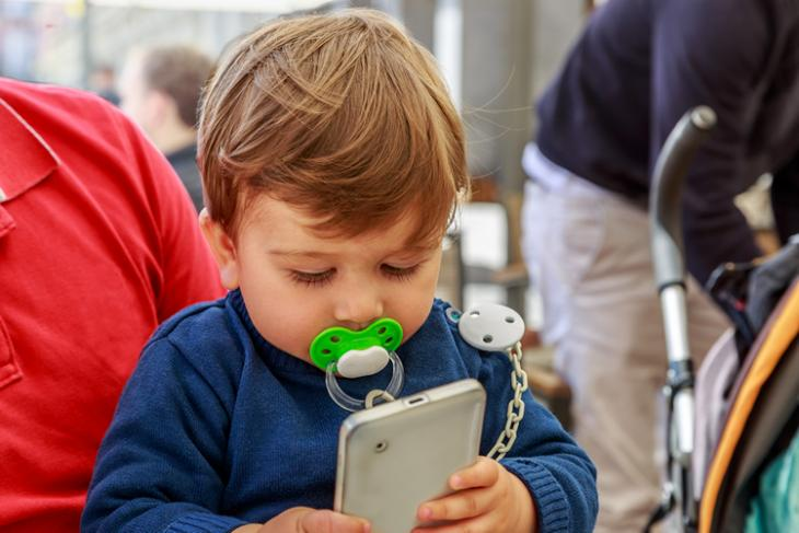 87% of Children Exceed the Recommended Screen Time for Their Age