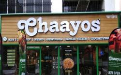 Chaayos website