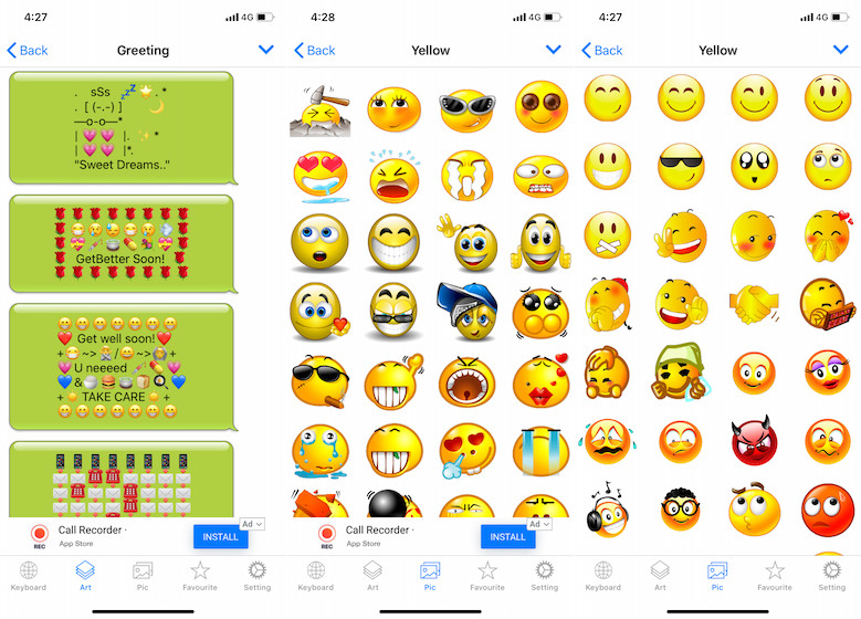 10 Best Iphone Emoji Keyboards You Should Use In 2019 Beebom