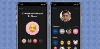 How to Share Custom iMessage Profile Picture and Name in iOS 13