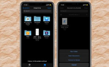 How to Scan Documents in Files App on iOS 13 and iPadOS 13