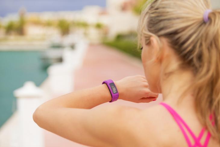 Fitness Band Tracker shutterstock website