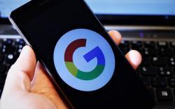 Google logo shutterstock website