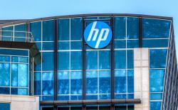 HP logo shutterstock website