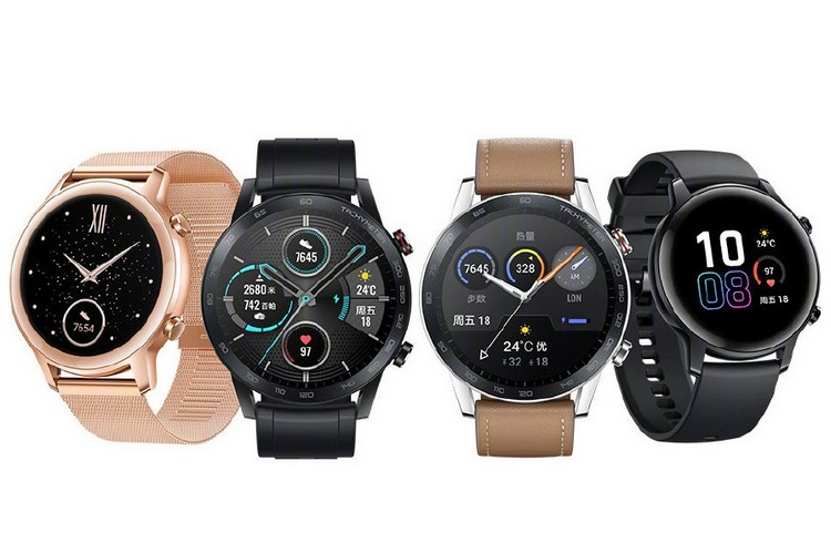 Honor MagicWatch 2 website