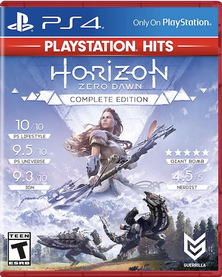 Horizon Zero Dawn - PS4 Exclusives