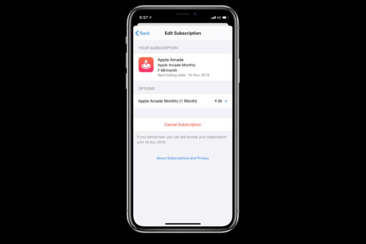 How to Cancel App Subscription on iPhone in iOS 13