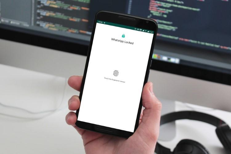 WhatsApp to Add Fingerprint Authentication for WhatsApp Web | Beebom